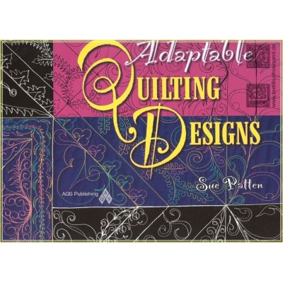 Adaptable Quilting Designs by Sue Patten