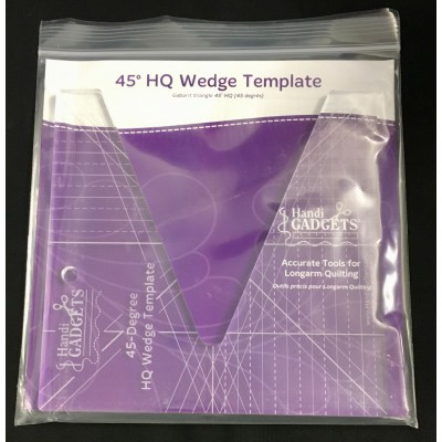 HQ 45-Degree Wedge Template