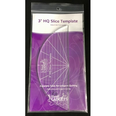 HQ 3-inch Slice Template