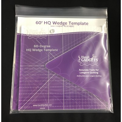 HQ 60-Degree Wedge Template